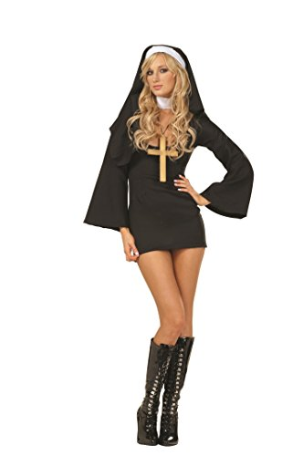 Sexy Nun (Standard;X-Large) by RG Costumes