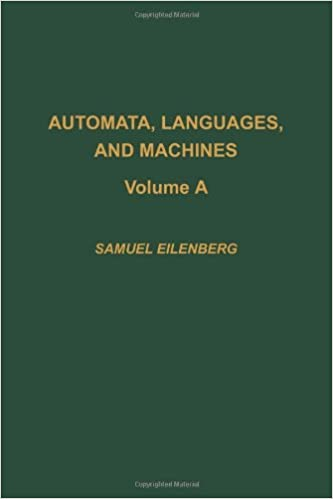 Automata languages and machines volume 59a pure and applied automata languages and machines volume 59a pure and applied mathematics fandeluxe Images