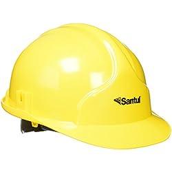 Santul 8892 Casco de Seguridad Clásico, color Amarillo