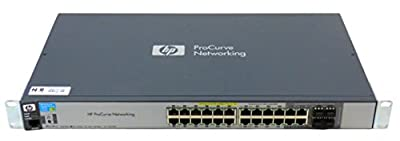 HP Procurve 2520G-24-PoE Ethernet Switch (J9299A#ABA)