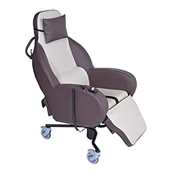 Intermed - Sillón geriátrico basculante de interior, asiento ...