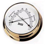 Weems & Plath Endurance Collection 125 Comfortmeter (Brass)