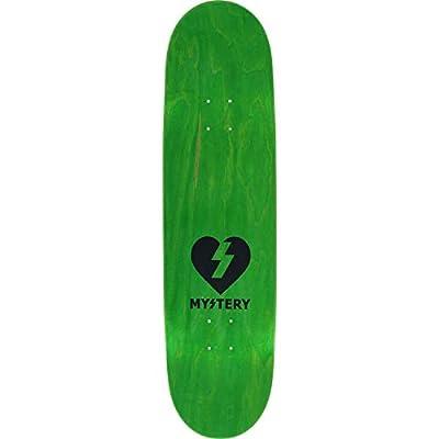 Mystery Murphy Heart Skateboard Deck -8.25 - Assembled AS Complete Skateboard : Sports & Outdoors