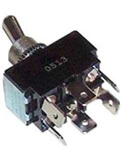 boss part # msc03740 - toggle switch auxiliary light conv and rt2