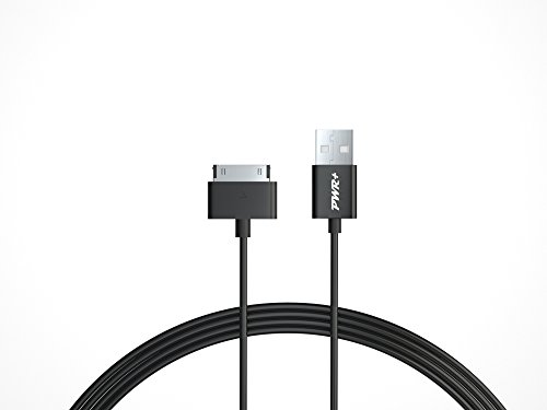 Pwr+ Extra Long 6.5 Ft Data Sync Cable USB to 40 Pin for Asus Eee Pad Transformer Tf101 Tf101g Tf700 Tf700t; Prime Tf201 Tf300t Tf300tl; Eee Pad Slider Sl101