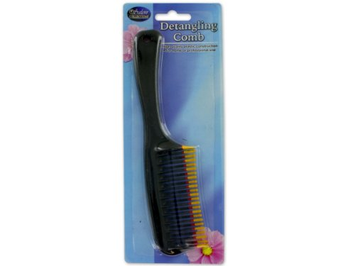 Detangling comb Case of 144 by bulk buys