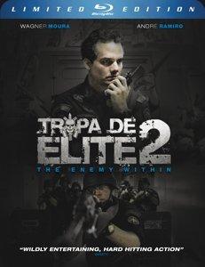Tropa de Elite 2 Limited Metal - Tropa De Elite 2