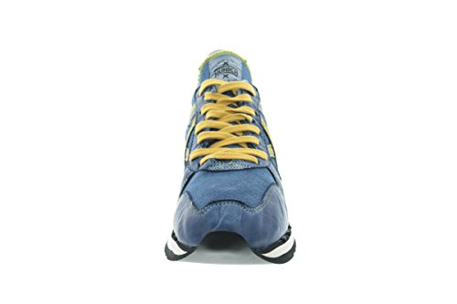 Munich Sneakers Uomo Nou Blu Nuovo