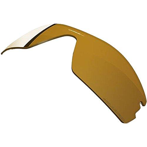 Oakley Radar Pitch Adult Replacement Lens Sunglass Accessories - Bronze Polarized
