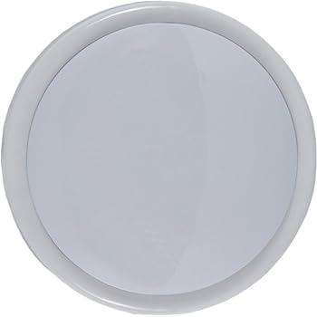 Ge Battery Operated Push On Off Round Closet Light 54807