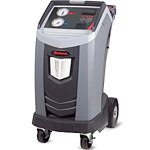 (Robinair Chrome AC1234-4 Premier R-1234yf Recover, Recycle and Recharge Machine)