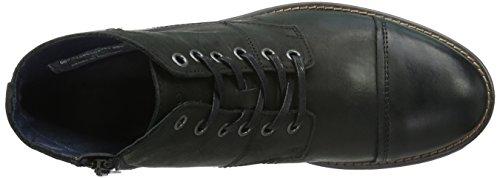 Marc O'Polo Bootie, Botines para Hombre Negro - Schwarz (Black 990)