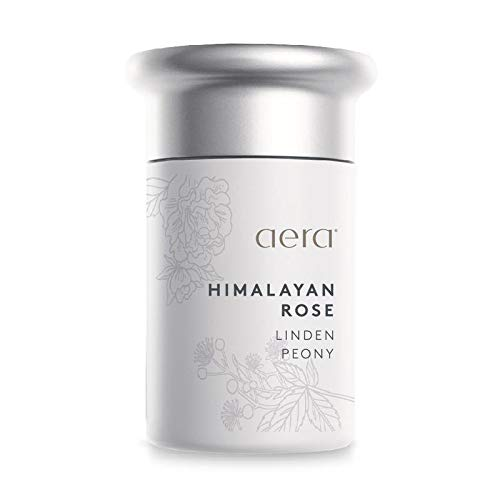 Himalayan Rose Home Fragrance Scent, Hypoallergenic Formula w/Notes of Himalayan Rose, Linden, Peony - Schedule Using App With Aera Smart 2.0 Diffuser - State Of The Art Air Freshener Technology by AERA (Image #9)