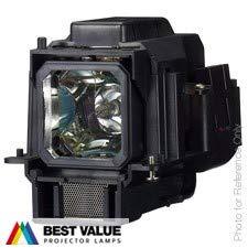 Lampe mit Geh/äuse Beamerlampe Alda PQ-Premium Ersatzlampe f/ür NEC VT560 Projektoren