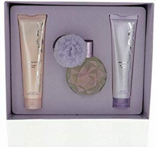 ARIANA GRANDE Ariana grande moon light by ariana grande 3 piece gift set - 3.4 oz eau de parfum spray, 3.4 oz body lotion, 3.4 oz show, 3.4 Fluid Ounce