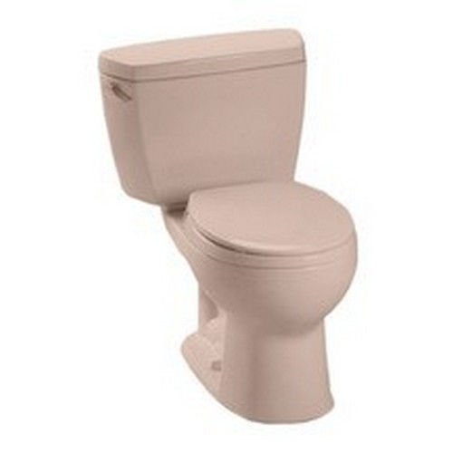 TOTO CST244EF#12 Entrada Commercial Elongated Toilet 1.28 GPF, Sedona Beige, 2-Piece