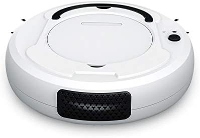 anruo Robot Aspirateur Intelligent 3-en-1 Rechargeable Robot Domestique Balayeuse De Sol Machine De Nettoyage Domestique