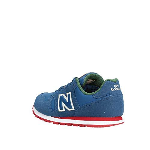 Unisex New Zapatillas Niños 373 Azul Balance qrrtwxAg