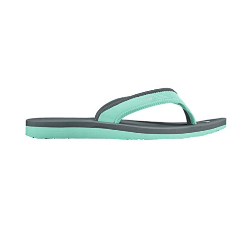 Nike Women's Celso Girl Thong - Zapatillas para mujer Hyper Turquoise/Hasta/Pure Platinum