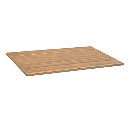 Organized Living freedomRail Wood Shelf, 30-inch x 14-inch - Cypress Live ()