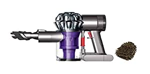 Dyson V6 Trigger Battery Cordless Vacuum Cleaner, Brand New, Same As Handheld Vac DC58 (Complete Set) w/ Bonus: Premium Microfiber Cleaner Bundle