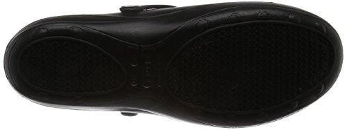 Noir Women Mercy black black Work Crocs Sabots Femme gqHOvw