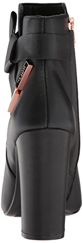 Black Women's Baker Boot Ted Remadi 8Z04zqwx
