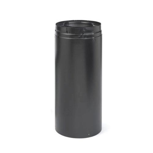 - DirectVent Pro Adjustable Pipe Black - 4