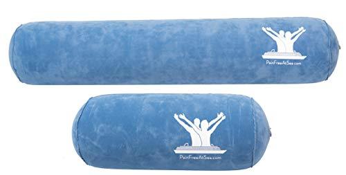 Pain Free-Posture Long & Short Inflatable Roll/Towel Bundle