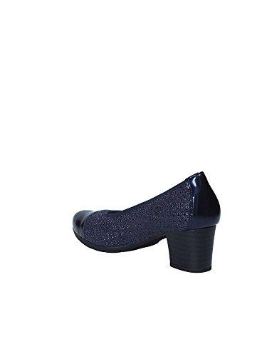 Pitillos 5033 Dekollete Vrouwen Blauw