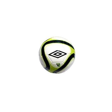 Umbro 400084 - Balón de fútbol Sala, Talla 3, Color Blanco/Verde ...