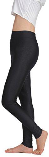 speerise–elástico lycra nylon danza Yoga Running mallas Turquoise