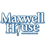 Maxwell House Café Roast Coffee, 7 oz. pack, Pack of 45