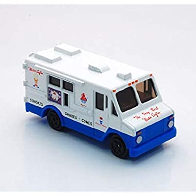 Mr Softee diecast Truck with Iconic Song New in Box! Nostalgic Blast from Past!: Toys & Games