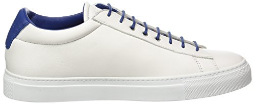 Primaforma Prima White Mixte Basses Forma Adulte Electric Blue Blanc Sneakers Bxqpaw56