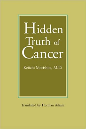 Book Hidden Truth of Cancer