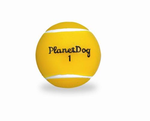 Planet Dog Orbee-Tuff Sports Dog Toys, Tennis Ball