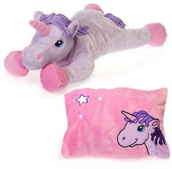 Fiesta Peek-a-Boo Plush 18'' Unicorn (Fiesta Plush)