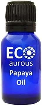 Papaya Oil Organic 100% Natural For Skin, Body and Hair (5000 ml)