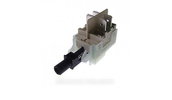 Beko - Interruptor ON/OFF Switch D3422FS para lavavajillas ...