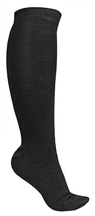 Fox River Knee-High Womens Ultra-lightweight Knee-highs, FR-4516, Small, Black