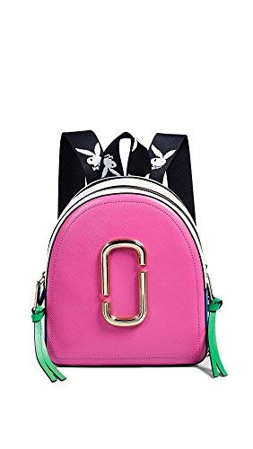 Marc Jacobs Women's Packshot Backpack, Vivid Pink, One Size