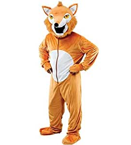 Adult Fox Fancy Dress Costume (disfraz)