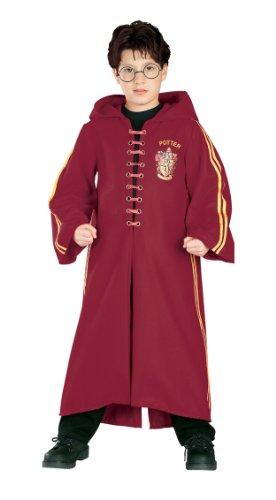 Deluxe Quidditch Robe Costume - Small ()