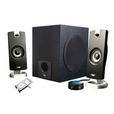 Cyber Acoustics 3 pc Gaming speakers Black