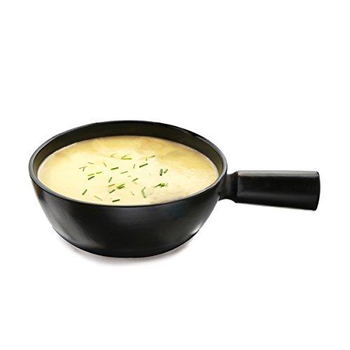 cheese fondue replacement pot - 6