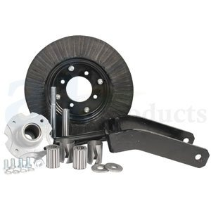 Amazon com: Hardee, Bush Hog Rotary Cutter Tail Wheel Kit Part No: A