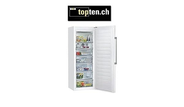 Bauknecht: Congelador NoFrost gkne 1970s a + + + Pie Blanco ...