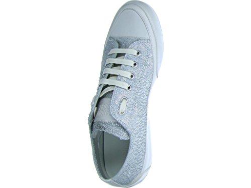 D1042 Donna Cooper Platino Rock Sneaker Candice TgczWqpp
