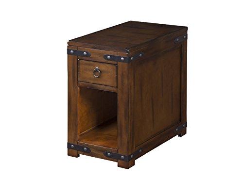 Sunny Designs Santa Fe Chair Side Table -  3211DC-CS